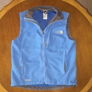 North Face Windwall Vest